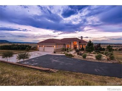 Castle Rock CO Single Family Home Active: $849,900