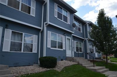 Castle Rock Condo/Townhouse Under Contract: 2108 Oakcrest Circle