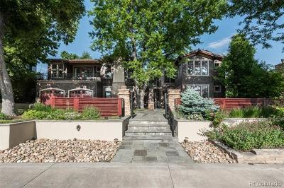 Denver CO Single Family Home Active: $5,200,000