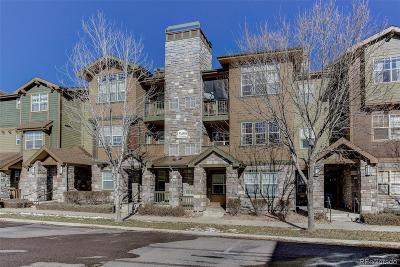Englewood Condo/Townhouse Under Contract: 15455 Canyon Rim Drive #205