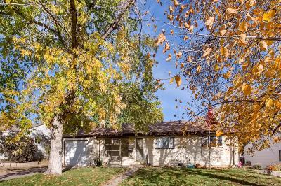 Littleton Single Family Home Active: 5376 South Elmwood Street