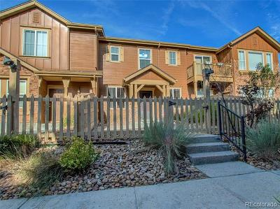 Commerce City Condo/Townhouse Under Contract: 17923 East 104th Place #E