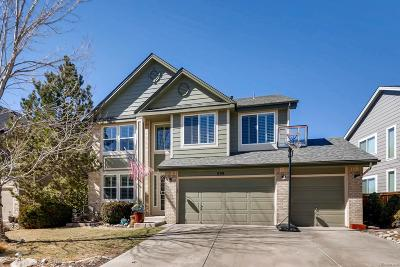 Highlands Ranch Single Family Home Active: 999 Sparrow Hawk Drive