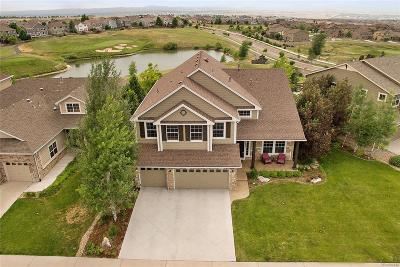 Parker Single Family Home Under Contract: 23215 Song Bird Hills Way