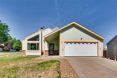 Aurora CO Single Family Home Active: $325,000