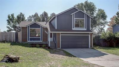 Monument Single Family Home Under Contract: 606 Trumbull Lane