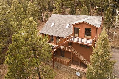 Conifer Single Family Home Under Contract: 30570 Rand Road