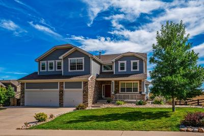 Littleton Single Family Home Active: 6962 Blue Mesa Lane