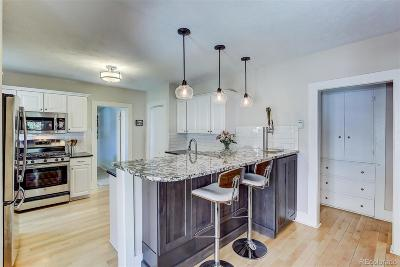 Condo/Townhouse Under Contract: 2605 West 35th Avenue