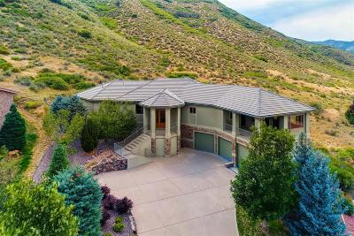 Littleton Single Family Home Active: 11239 West Lookout Run