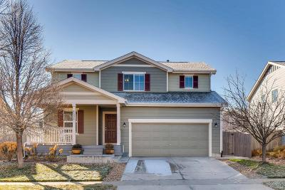 Brighton Single Family Home Active: 4788 Spinning Wheel Drive