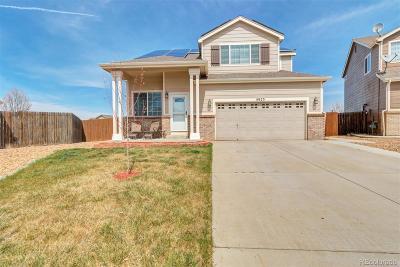 Firestone Single Family Home Under Contract: 5923 Thistle Ridge Avenue