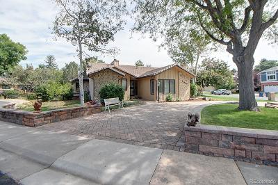 Westminster Single Family Home Active: 11359 Quivas Way