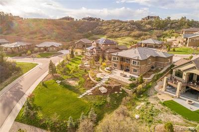 Castle Rock Single Family Home Under Contract: 5466 Water Oak Circle
