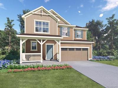 Centennial Single Family Home Under Contract: 15943 East Otero Circle