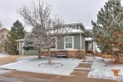 Highlands Ranch Firelight Single Family Home Active: 10831 Trotwood Way