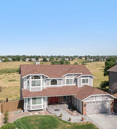 Highlands Ranch Single Family Home Active: 9042 Kenwood Court