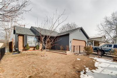Denver County Single Family Home Under Contract: 4432 Duluth Way