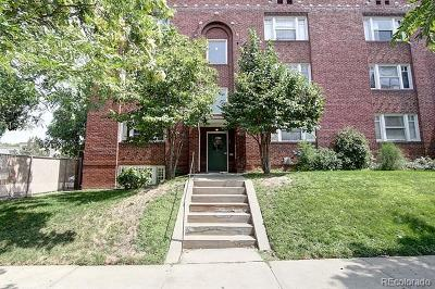 Alamo Placita, Capital Hill, Capitol Hill, Governor's Park, Governors Park Condo/Townhouse Active: 1422 North Downing Street #8