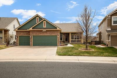 Parker CO Single Family Home Active: $504,900