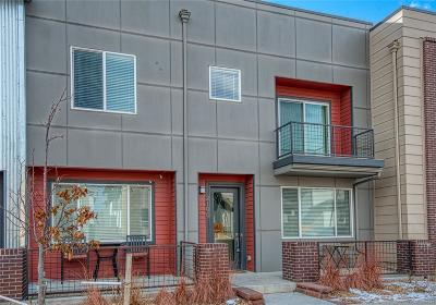 Denver Condo/Townhouse Active: 2100 West 67th Place