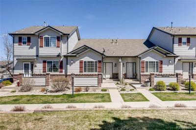 Fort Collins Condo/Townhouse Active: 320 Strasburg Drive #A7