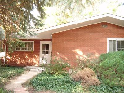 Boulder Single Family Home Active: 245 Brook Place