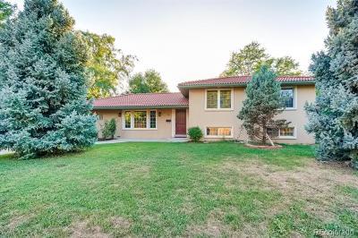 Denver Single Family Home Active: 15 Holly Street