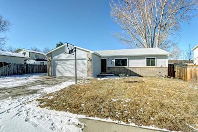 Frederick Single Family Home Active: 343 Walnut Drive
