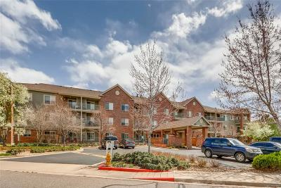 Littleton Condo/Townhouse Active: 2895 West Riverwalk Circle #312