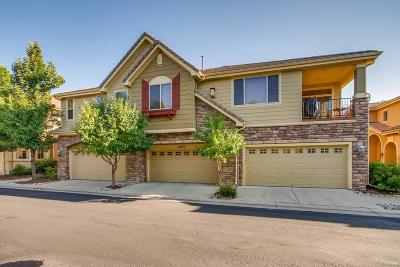 Lone Tree Condo/Townhouse Under Contract: 10092 Bluffmont Lane