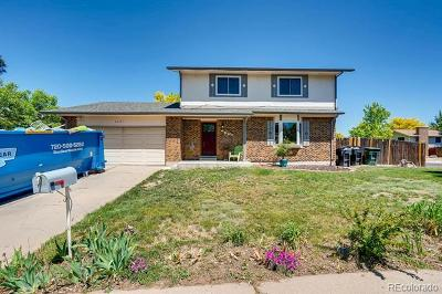 Thornton Single Family Home Under Contract: 4697 East 129th Place