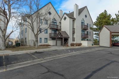 Greenwood Village Condo/Townhouse Under Contract: 6380 South Boston Street #113