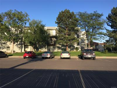 Thornton Condo/Townhouse Under Contract: 1383 West 88th Avenue #202