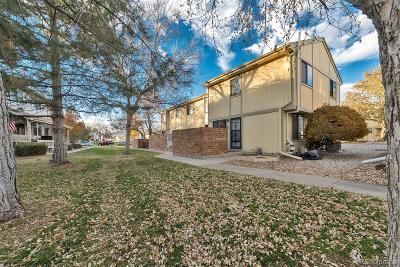 Thornton Condo/Townhouse Under Contract: 10164 Quivas Street