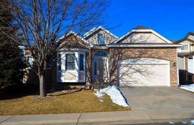 Aurora Single Family Home Active: 4409 South Andes Way