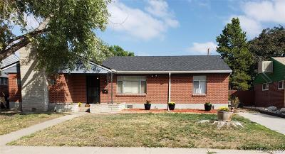 Mar Lee Single Family Home Active: 1610 South Lowell Boulevard