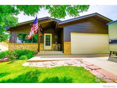 Greeley Single Family Home Active: 3404 West 25th Street