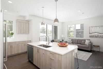 Washington Park Condo/Townhouse Under Contract: 431 East Bayaud Avenue #212
