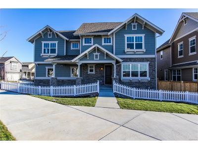 Broomfield Single Family Home Active: 13775 Shoshone Lane