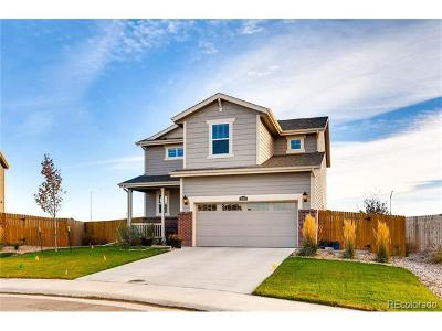 Adams County Single Family Home Active: 2580 East 160th Place