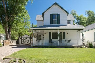 Old Colorado City Single Family Home Under Contract: 3148 West Pikes Peak Avenue