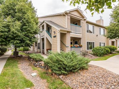 Broomfield Condo/Townhouse Under Contract: 1080 Opal Street #204