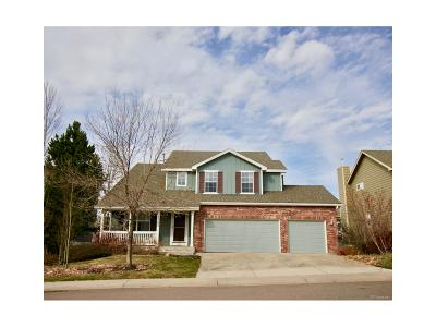 Arapahoe County Single Family Home Active: 20583 East Maplewood Lane