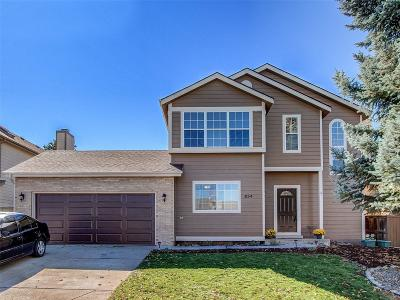 Highlands Ranch Single Family Home Active: 854 Homestead Drive
