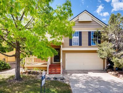 Littleton Single Family Home Active: 7815 Elmwood Street