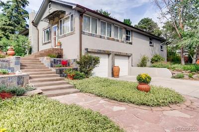 Centennial Single Family Home Active: 5809 South Walden Court