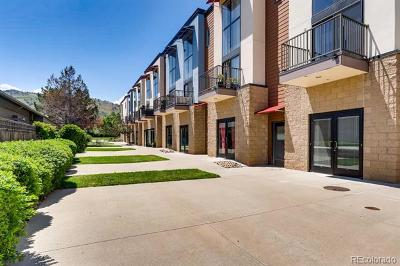 Boulder Condo/Townhouse Active: 4645 Broadway Street #B1