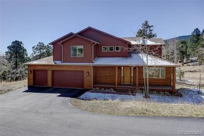 Evergreen Single Family Home Active: 1180 Old Squaw Pass Road