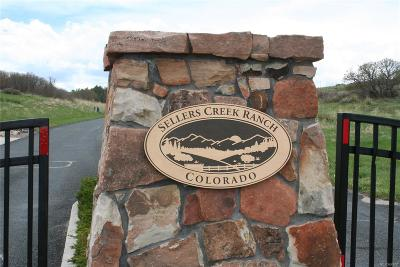 Castle Rock Residential Lots & Land Active: 2330 Oxbow Court